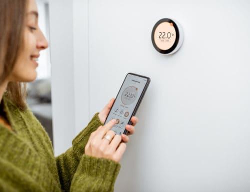 Lüftung im Smart Home: Wie die Lüftungsanlage intelligent wird