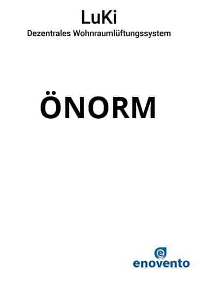 Ausschreibungstexte-enovento-LuKi-OENORM